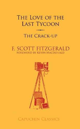 9781907429347: Love of the Last Tycoon & The Crack-up