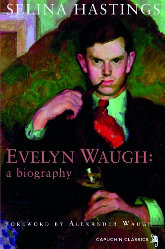 9781907429804: Evelyn Waugh: a biography