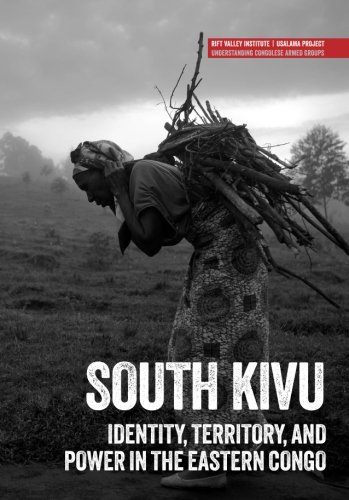 9781907431258: South Kivu: Identity, territory, and power in the eastern Congo (Usalama Project)