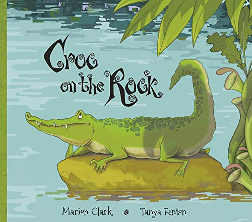 Croc On The Rock: Clark, Marion