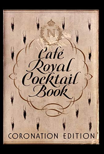 9781907434136: Cafe Royal Cocktail Book