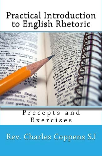 9781907436291: Practical Introduction to English Rhetoric: Precepts and Exercises
