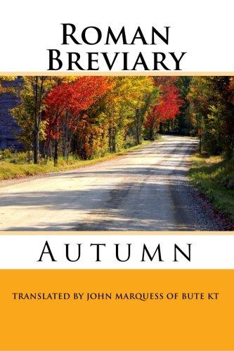 9781907436345: Roman Breviary: Autumn