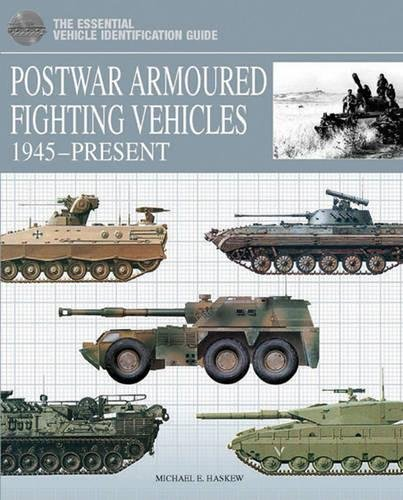 9781907446221: Postwar Armoured Fighting Vehicles: 1945-Present (The Essential Vehicle Identification Guide)