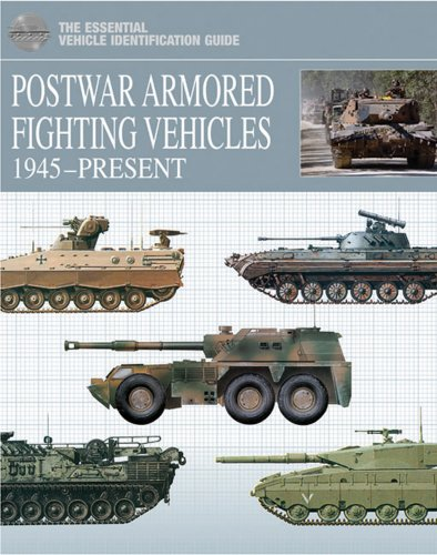 9781907446283: Postwar Armored Fighting Vehicles: 1945–Present (The Essential Vehicle Identification Guide)
