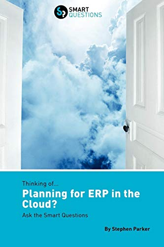 9781907453090: Thinking Of...Planning for Erp in the Cloud? Ask the Smart Questions