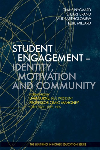 9781907471650: Student Engagement: Identity, Motivation and Community (Learning in Higher Education series)