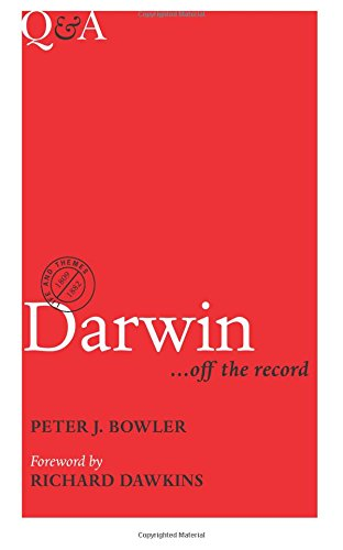 QandA Darwin (Qanda Off the Record): Bowler, Peter J.