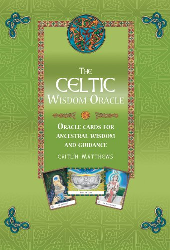 9781907486753: The Celtic Wisdom Oracle: Oracle Cards for Ancestral Wisdom and Guidance