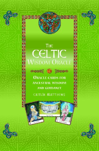 9781907486791: The Celtic Wisdom Oracle: Oracle Cards for Ancient Wisdom and Guidance