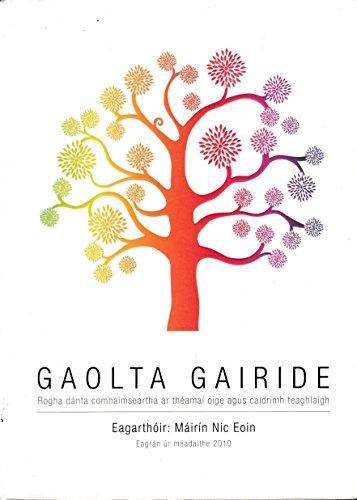 9781907494017: Gaolta Gairide