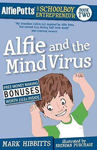 9781907498602: Alfie Potts: Alfie and the Mind Virus