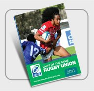 9781907506093: Laws of the Game Rugby Union 2011
