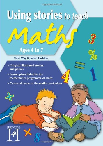 9781907515187: Using Stories to Teach Maths Age 4-7