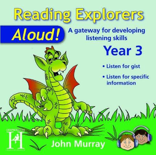 Reading Explorers-Aloud!: Murray, John
