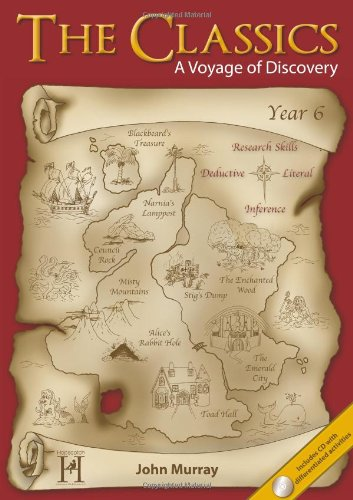 9781907515491: The Classics: A Voyage of Discovery Year 6 (Book & CD) (Reading Explorers)