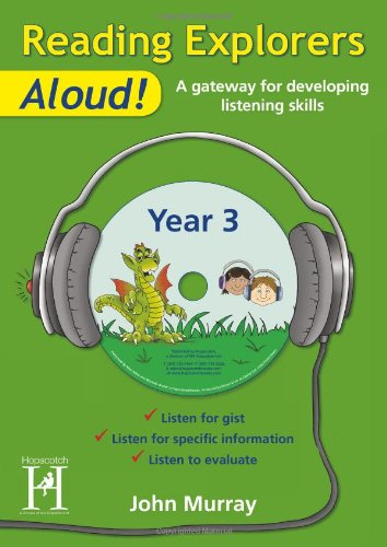 Reading Explorers Aloud! Year 3 (Book & CD): Murray, John