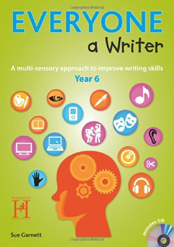 9781907515675: Everyone a Writer - Year 6: A Multisensory Approach to Improve Children's Writing Skills