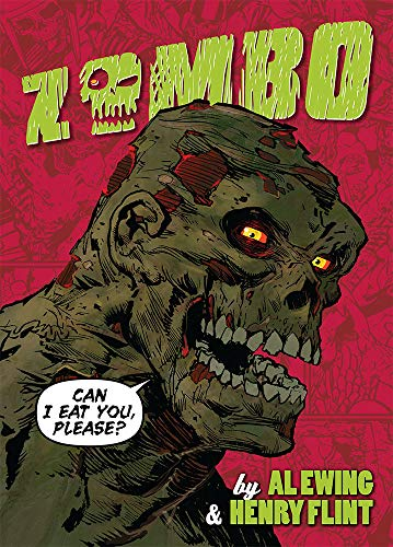 9781907519253: Zombo: Can I Eat You Please? v. 1
