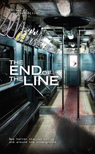 The End of the Line: Joel Lane, Natasha