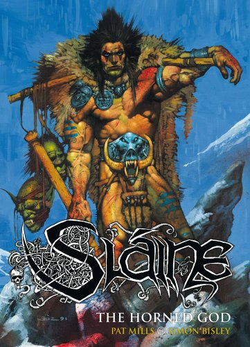 9781907519741: The Horned God (Slaine)