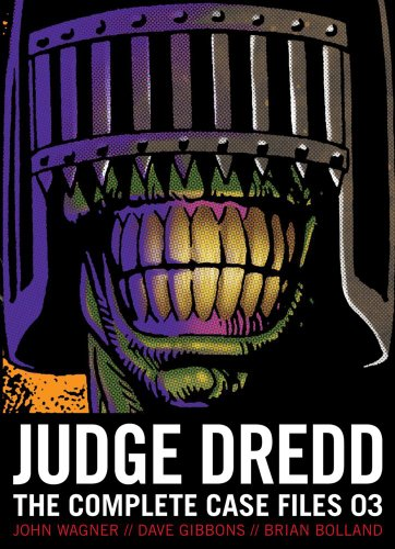 9781907519772: Judge Dredd 03: The Complete Case Files