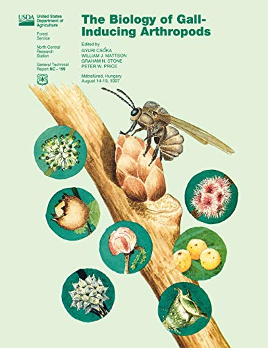 9781907521935: The Biology of Gall-Inducing Arthropods