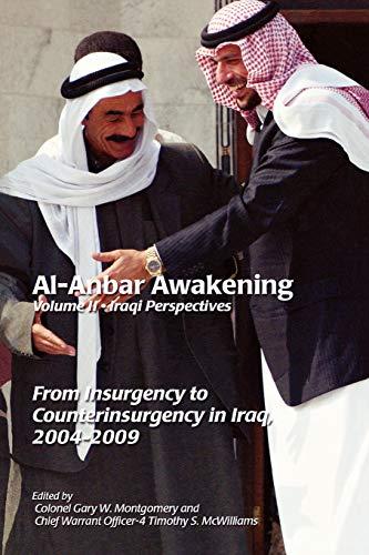 9781907521973: Al-Anbar Awakening: Iraqi Perspectives (Volume II)
