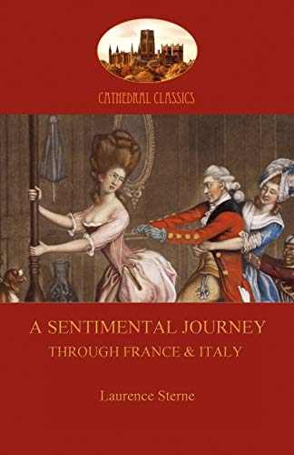 9781907523762: A Sentimental Journey Through France and Italy (Aziloth Books)