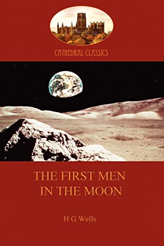 9781907523885: The First Men in the Moon (Aziloth Books)