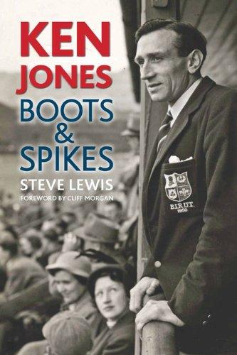 9781907524059: Ken Jones: Boots & Spikes
