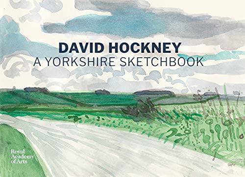 9781907533235: David Hockney: A Yorkshire Sketchbook