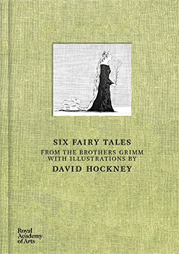 9781907533242: Six Fairy Tales from the Brothers Grimm: With Illustrations by David Hockney