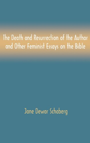 an analysis of the intentism and the resurrection of the author in the death of the author by roland Torpedo the ark pages home on the death and resurrection of the river the author primarily wishes to offer us his reading of a s eddington's well.