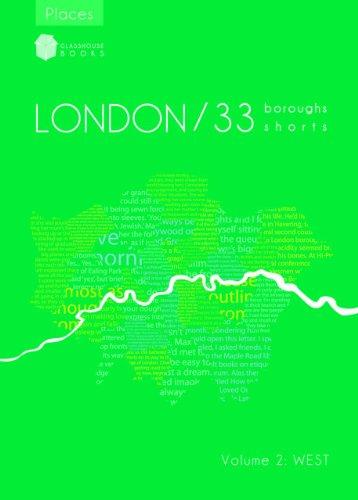 9781907536359: 33 West: London 33 Boroughs Shorts