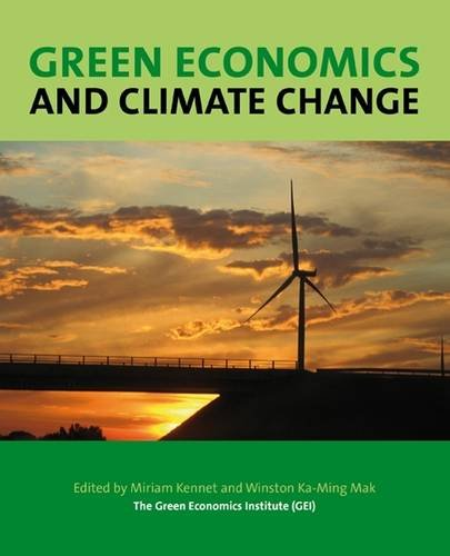 9781907543104: Green Economics and Climate Change