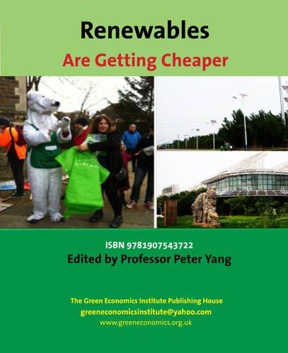 9781907543722: Renewables are Getting Cheaper