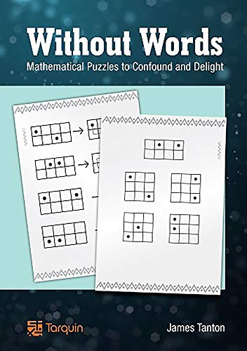 9781907550232: Without Words: Mathematical Puzzles to Confound and Delight