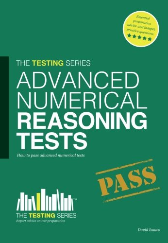 9781907558290: Advanced Numerical Reasoning Tests: Sample Test Questions and Answers