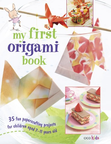 My First Origami Book: Susan Akass