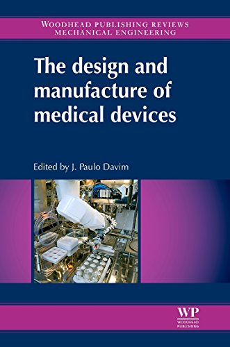 9781907568725: The Design and Manufacture of Medical Devices (Woodhead Publishing Reviews: Mechanical Engineering Series)