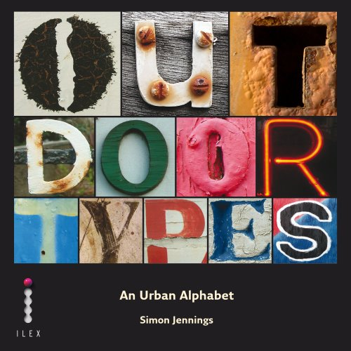 9781907579080: Outdoor Types: An Urban Alphabet (Book & Magnets Set)