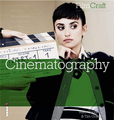 9781907579530: Filmcraft: Cinematography /Anglais