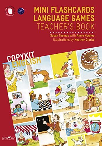 Teacher's Book (Mini Flashcards Language Games) (9781907584039) by Thomas, Susan; Hughes, Annie