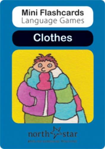 Clothes (Mini Flashcards Language Games) (9781907584121) by Thomas (Po, Susan