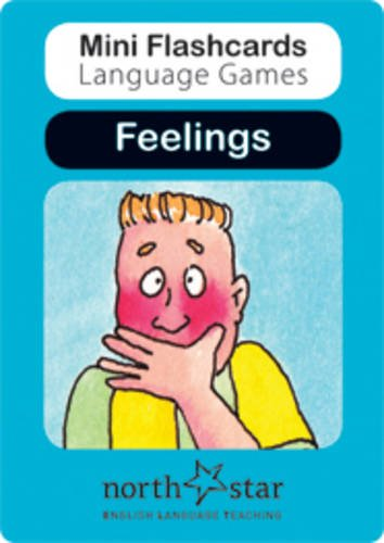 9781907584138: Feelings (Mini Flashcards Language Games)