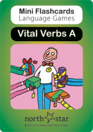 Vital Verbs - Card Pack A: Vital Verbs A (Mini Flashcards Language Games) (1907584331) by Susan Thomas