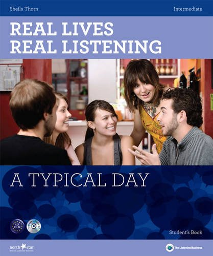 9781907584435: A Typical Day: Intermediate Student's Book + CD (Real Lives Real Listening)