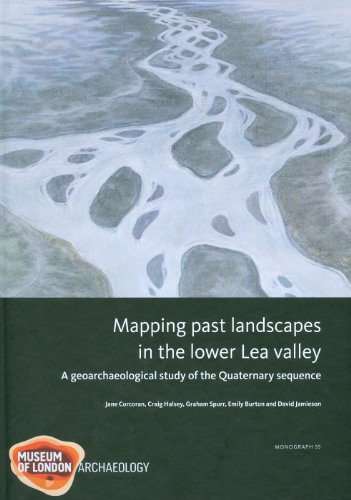 Mapping Past Landscapes in the Lower Lea: Emily Burton, Jane