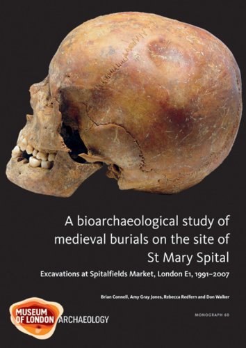 9781907586118: A Bioarchaeological Study of Medieval Burials on the site of St Mary Spitald (Mola Monograph)